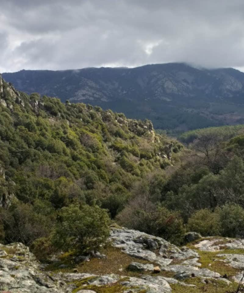 descanso en ruta del valle de alcudia