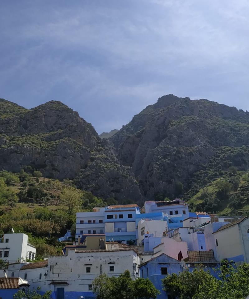 Montañas de Chaouen