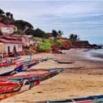 Playa de Senegal