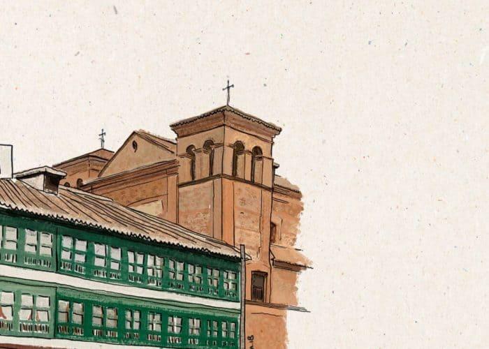 ilustración Almagro