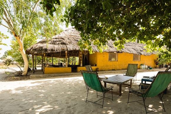 Alojamiento en Senegal